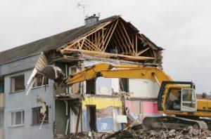 Rozbiórki budynków wGoleniowie iNowogardzie